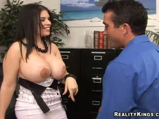 free big boobs, fun big tits, rated office