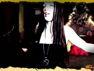 Morgana pendragon priestess de avalon trăi camera web spectacol breast amagi recording