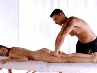 brunette, orale seks porno, tieners actie