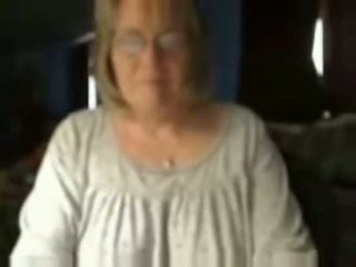 Oma auf omegle - dreckig kamera sluts