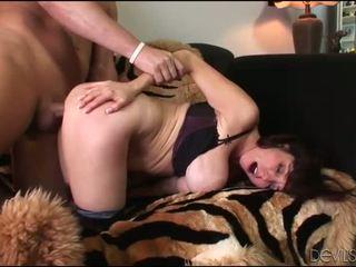 50 Plus MILF Karen Kougar Having Some Hot Sex