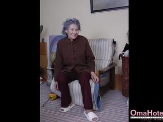 u oma, meer vers kanaal, zien grannies tube