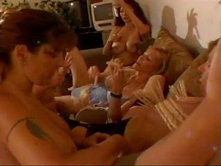 lesbiennes film, heetste orgie, hd porn