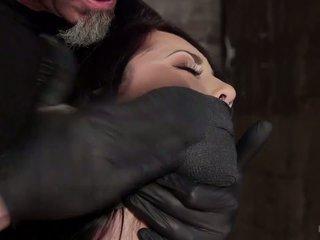 Sabrina Banks Used And Abused In Hardcore Bondage