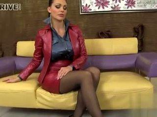 brunette nieuw, orale seks, deepthroat mooi