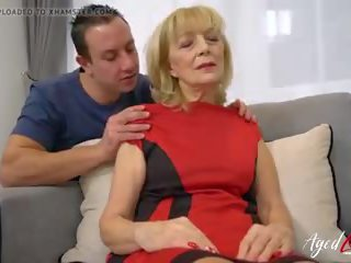 Agedlove Blonde Mature Fucked Hard by Youngster: HD Porn 92
