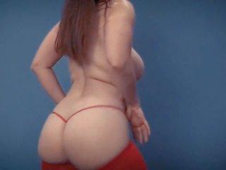 Sweet Cherry Pie - Big Tits & Ass Dance Striptease: Porn a6