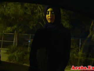 Arab hijabi perseestä sisään kielletty tiukka pillua: vapaa porno 74