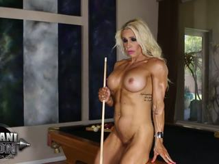 full solo girl, you muscular, quality glamour