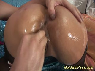 Extreme Deepthroat and Fisting Lesson, HD Porn 28
