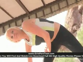 Lindy Horny Pretty Sexy Teen