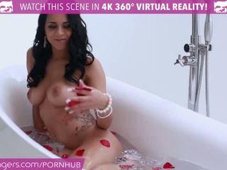 grand porno grand, plein réalité voir, frais brésilien tout