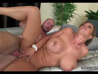 Ms notty: iso naturals kanava & iso luonnollinen tiainen porno video-
