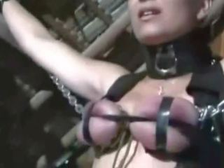 Saggy Tits Whip Wax and Needles, Free Porn 53