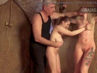 Pain big tits extreme tits
