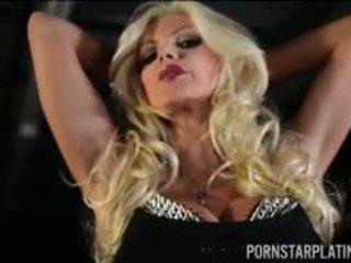 Brittany Andrews DP's Herself For PornStarPlatinum