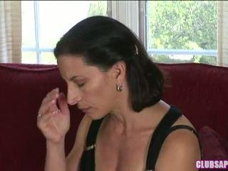Melissa Monet Seduces Mia Night With Tears