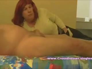 crossdresser clip, quality crossdressing mov, great amateur