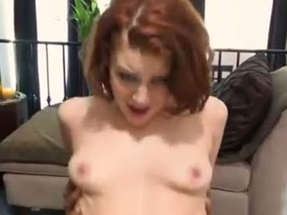 redheads channel, fun doggy style thumbnail, you big cock