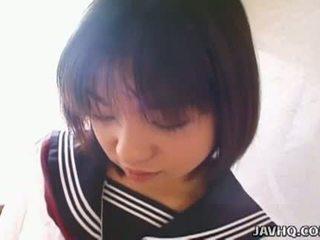 japanse, schoolmeisjes, tiener