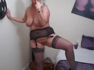 Chubby Real Mother with Lovely Old Body, Porn 00