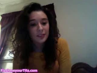 tieten actie, kwaliteit brunette tube, webcam kanaal
