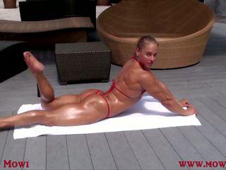Monica Mowi 05 - Female Bodybuilder