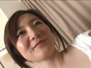 Hübsch japanisch ehefrau