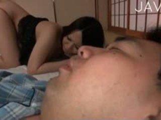 יפני, ציצים גדולים, titjob