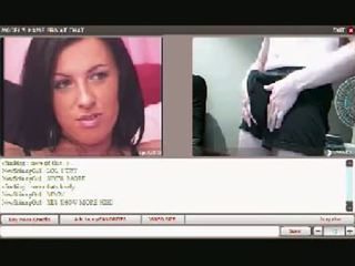 Cfnm Exhibitionists On Webcam Stripping And Jerkin