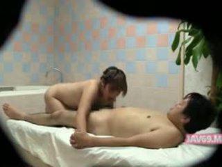 Beautiful Hot Asian Babe Having Sex