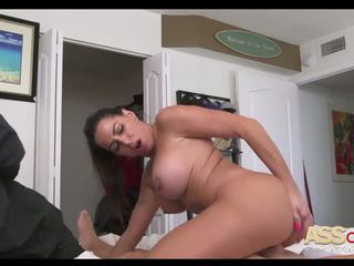 brunette, alle orale seks kanaal, vaginale sex