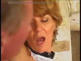 blowjobs, ass licking, granny