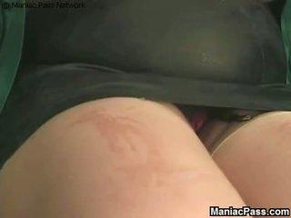 fresh big, fresh tits clip, see brunette