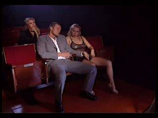 mooi orale seks scène, heetste vaginale sex mov, kaukasisch film