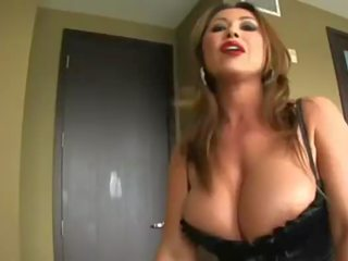 BIG TIT MILF KIANA SUCKS AND FUCKS