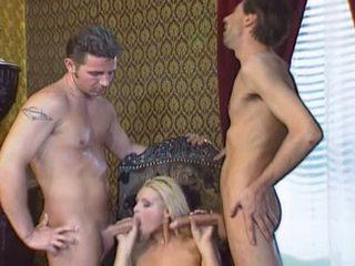 Nikki Anderson DP & Double cum...