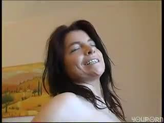 Amateur German housewife masturbates KLBR Produktion