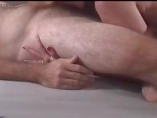 ideaal dubbele penetratie gepost, mmf vid, mooi drietal