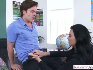 Student has seks met heet leraar w jasmine jae