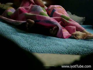 نائم sister - الآسيوية في سن المراهقة