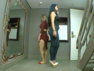 brunette, mooi braziliaans porno, beste zoenen gepost