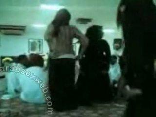 Arab hijab কামাসক্ত গ্রুপ dance-asw395