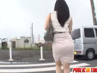 japanse seks, meest horny, bus