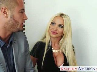 oral, fake tits, titjob