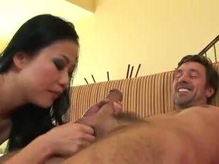 Asian MILF Fucked Hard and Cum on Face, Porn 1e