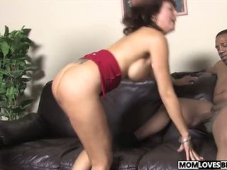 Son Witness how Mom Desi Foxx Takes Two Bbcs: Free Porn 9c