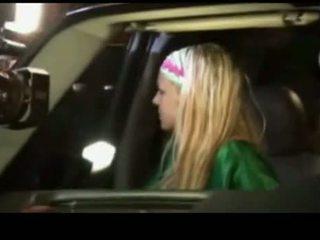 Britney Spears Upskirt Oops
