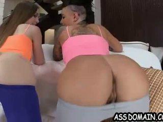 Christy Mack brings along a big booty friend Aurielee Summers_2.3.wmv