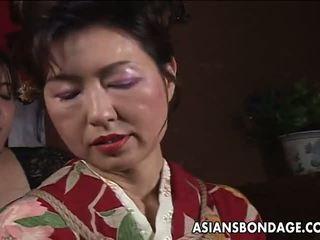 japoński, laski, hd porno, niewola
